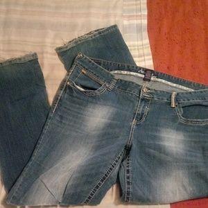 Amethyst Jeans size 18